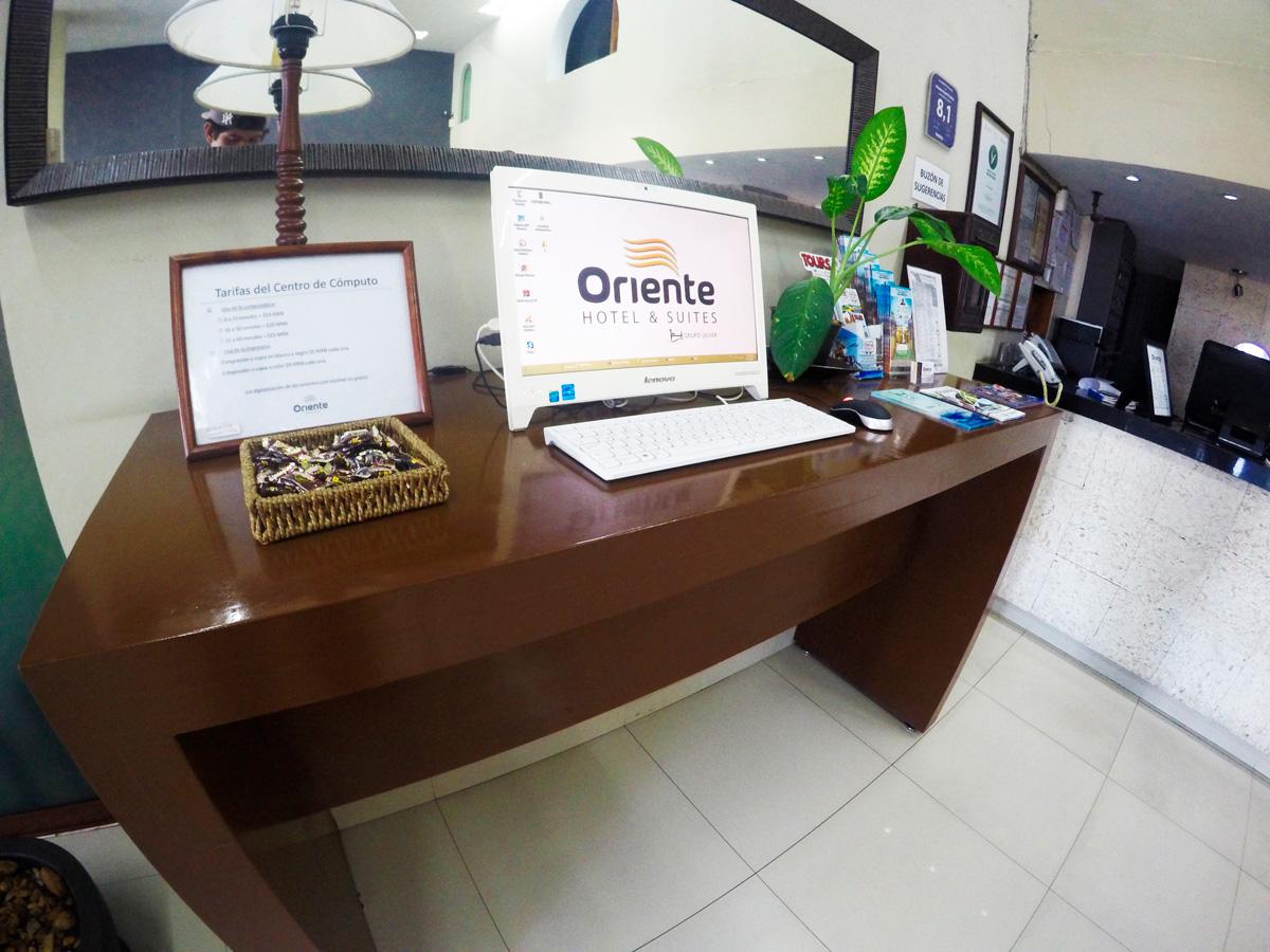 Centro de Negocios e información turística
